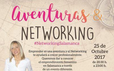 Aventuras & Networking en Salamanca