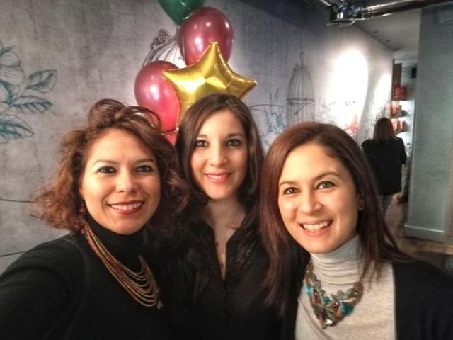 Aventureras de la 2ª Edición: Heleci, Noelia y Cristina