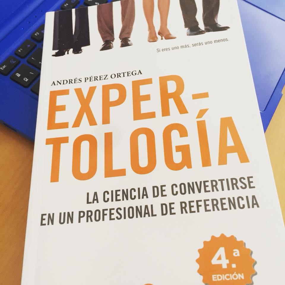 Expertología de Andrés Pérez Ortega