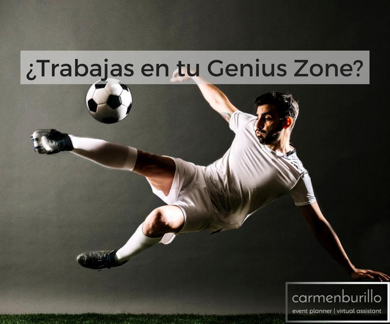 ¿Trabajas en tu Genius Zone?